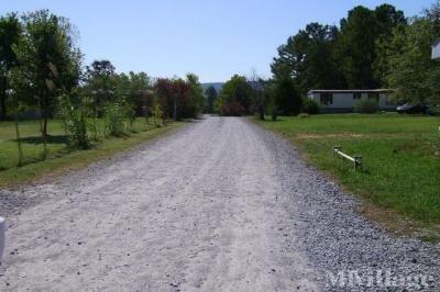 Mobile Home Park in Owens Cross Roads AL