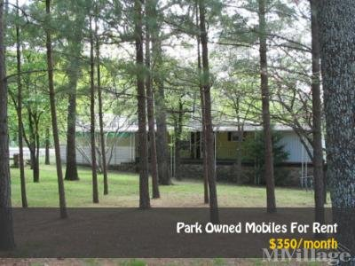 Mobile Home Park in Mountain Home AR