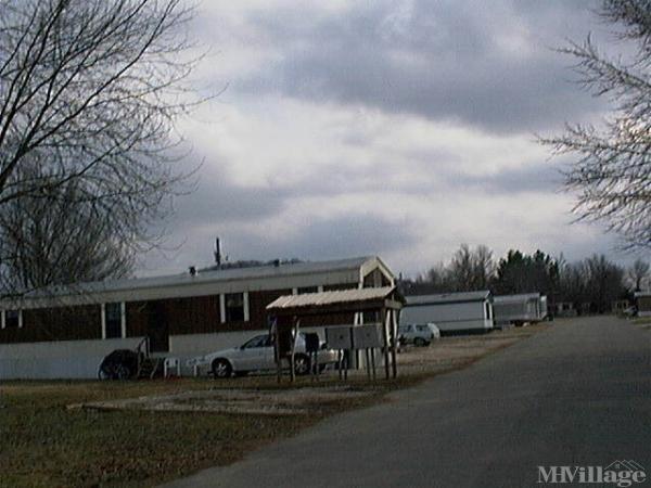 Indian Hills Estates Mobile Home Park in Springdale, AR