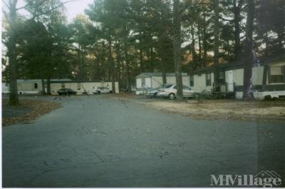 Mobile Home Park in Little Rock AR