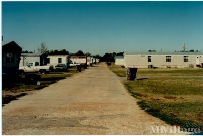 Mobile Home Park in Lexa AR