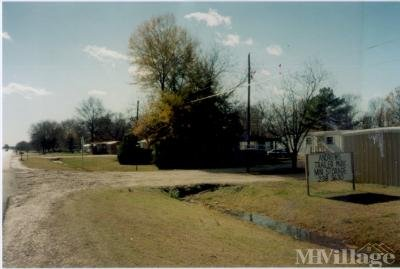Mobile Home Park in Wynne AR