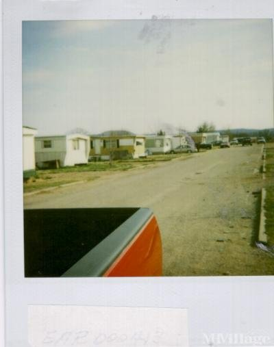Mobile Home Park in Green Forest AR