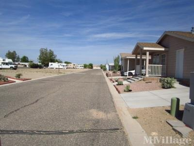 Mobile Home Park in Fort Mohave AZ