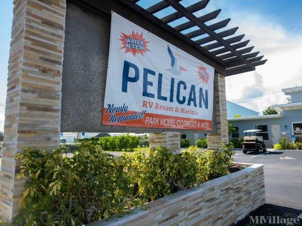 Photo of Pelican RV Resort and Marina, Marathon, FL