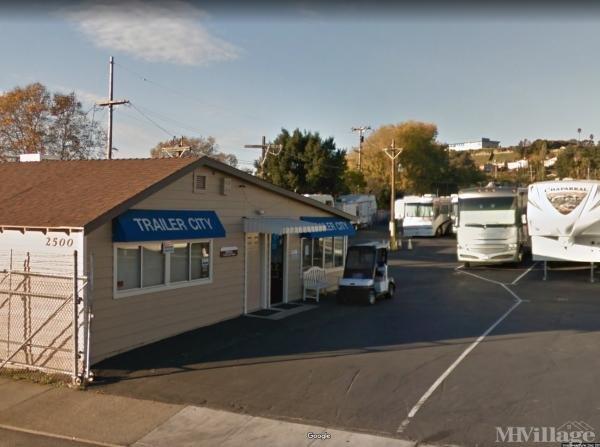 Photo of Trailer City Mobile Home Park, Vallejo, CA