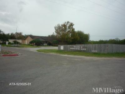 Mobile Home Park in Kingsville TX