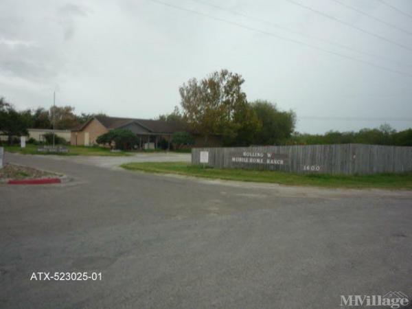 Photo of Rolling W Mobile Home Ranch, Kingsville, TX