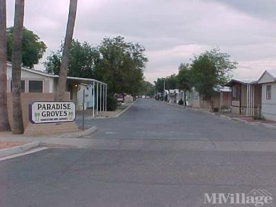 Paradise Grove Mobile Home Community