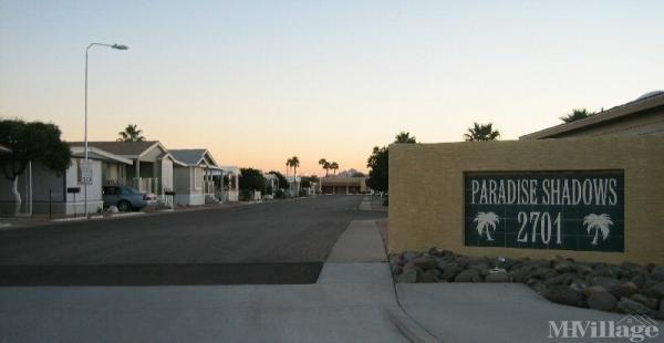 Photo of Paradise Shadows MHP, Phoenix, AZ