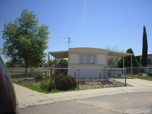 Rancho San Manuel Mobile Home and RV Community Mobile Home Park in San Manuel, AZ