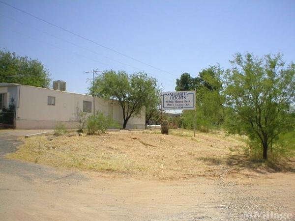 Photo of Sahuarita Heights Mobile Home Park, Sahuarita, AZ