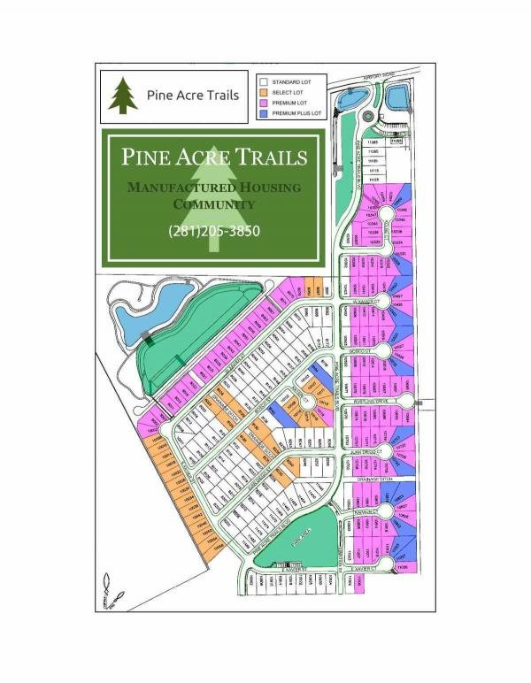 Photo of Pine Acre Trails MHC, Conroe, TX