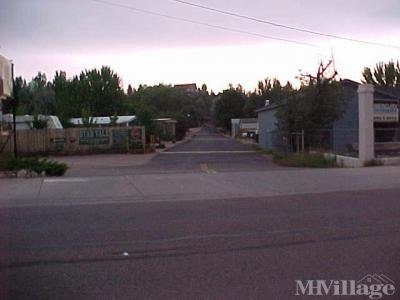 Mobile Home Park in Star Valley AZ