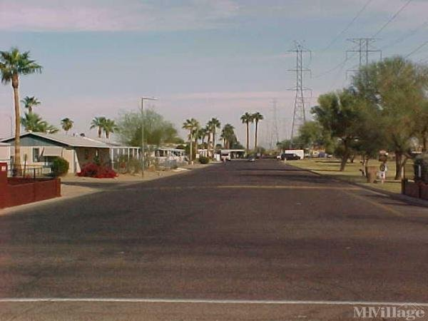 Sun Garden Manufactured Home Community Mobile Home Park in Peoria, AZ