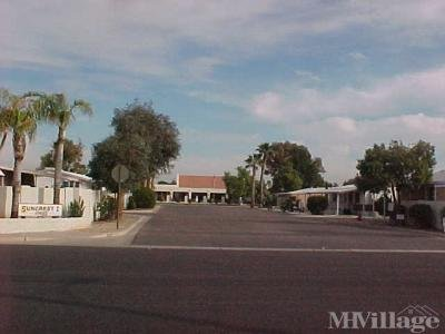 Mobile Home Park in Peoria AZ