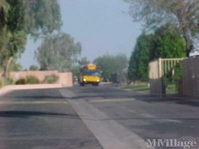 Mobile Home Park in Litchfield Park AZ