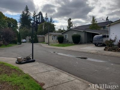 Mobile Home Park in Portland OR