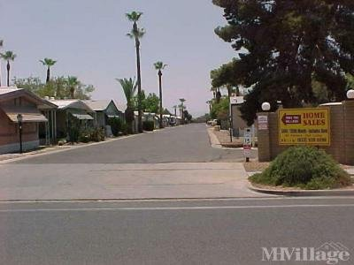 Mobile Home Park in Glendale AZ