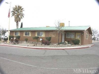 Mobile Home Park in Benson AZ