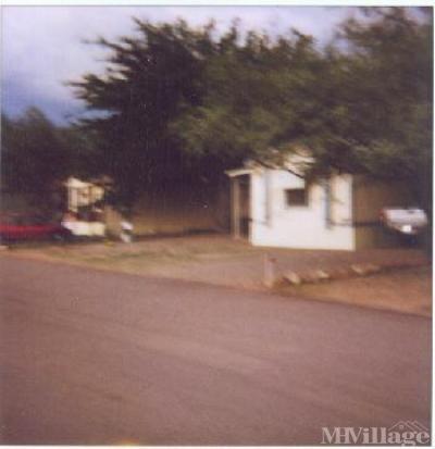 Mobile Home Park in Sierra Vista AZ