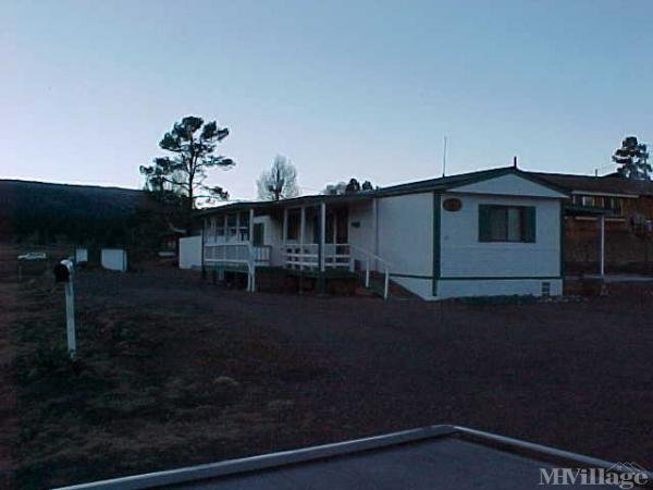 Photo of Alpine Mobile Home Subdivision, Alpine, AZ