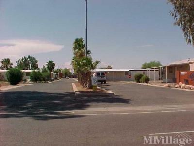 Mobile Home Park in Glendale AZ