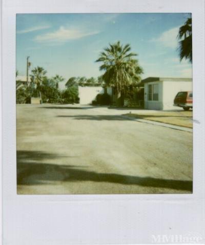 Mobile Home Park in Ehrenberg AZ
