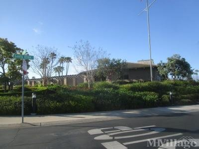Mobile Home Park in Carlsbad CA