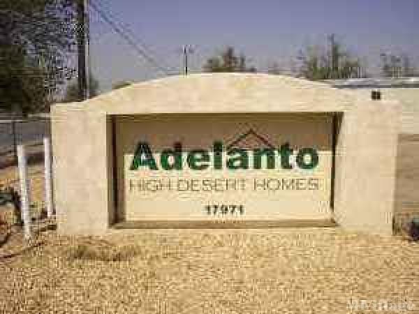 Photo of Adelanto High Desert Homes, Adelanto, CA