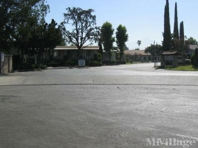 Mobile Home Park in Loma Linda CA