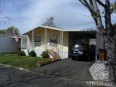 Mobile Home Park in American Canyon CA