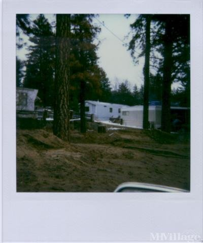 Mobile Home Park in Susanville CA