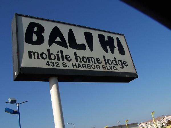 Photo of Bali Hi Mobile Homes Lodge, Santa Ana, CA
