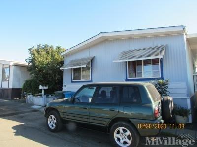 Mobile Home Park in Vallejo CA