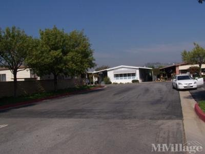 Mobile Home Park in Mission Hills CA