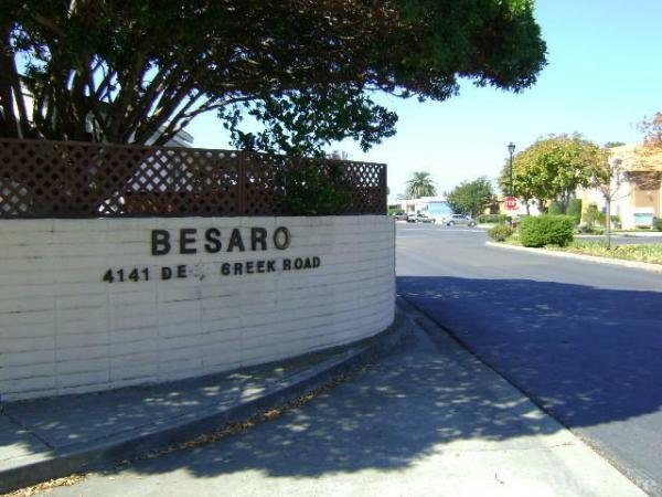 Besaro Mobile Home Community Mobile Home Park in Fremont, CA