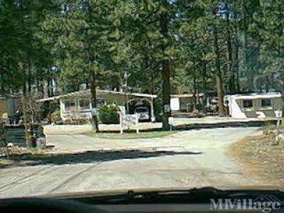 Mobile Home Park in Big Bear Lake CA