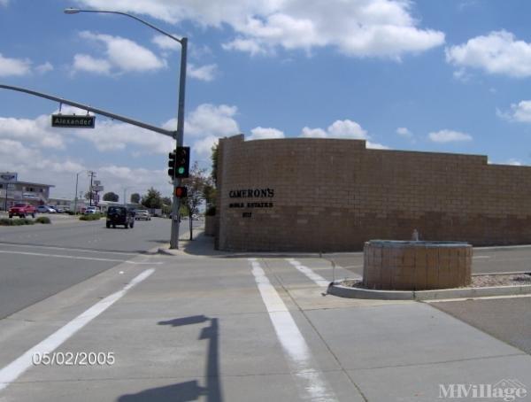 Photo of Camerons Mobile Estates, Santee, CA