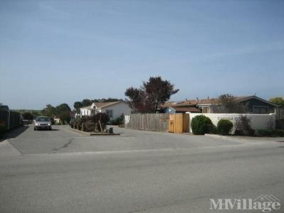 Mobile Home Park in Half Moon Bay CA