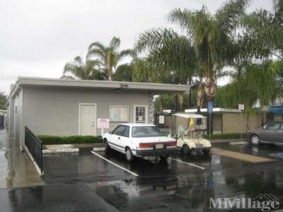 Mobile Home Park in Whittier CA