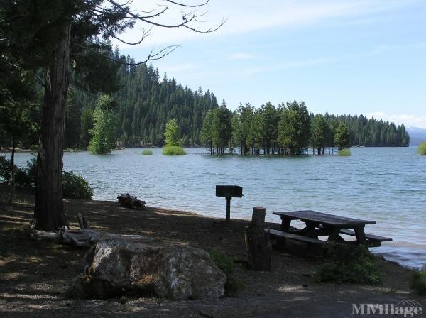Photo of Canyon Dam Mobile Home Estates, Canyon Dam, CA