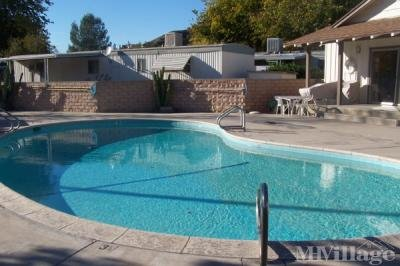Mobile Home Park in Santa Clarita CA