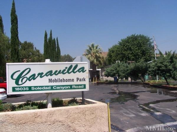 Photo of Caravilla Mobile Home Park, Canyon Country, CA