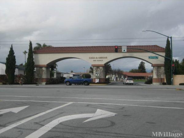 Photo of Casa De Amigos Mobile Park, Sunnyvale, CA