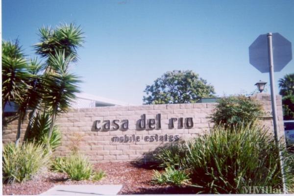 Photo of Casa Del Rio Mobile Estates, Santa Maria, CA