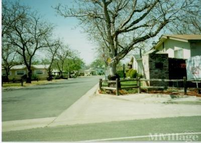 Mobile Home Park in Upper Lake CA
