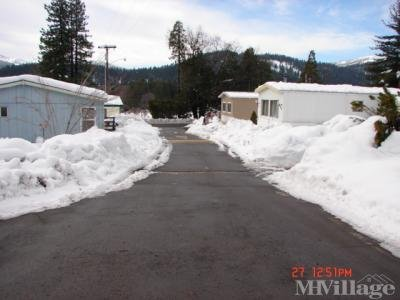 Mobile Home Park in Mount Shasta CA