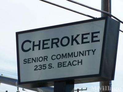 Cherokee Senior Mobile Home Park