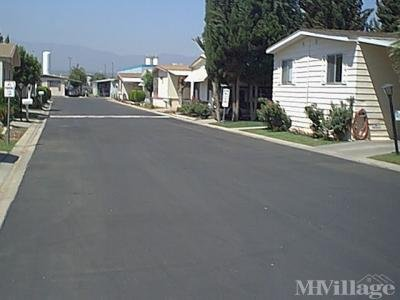 Mobile Home Park in Corona CA